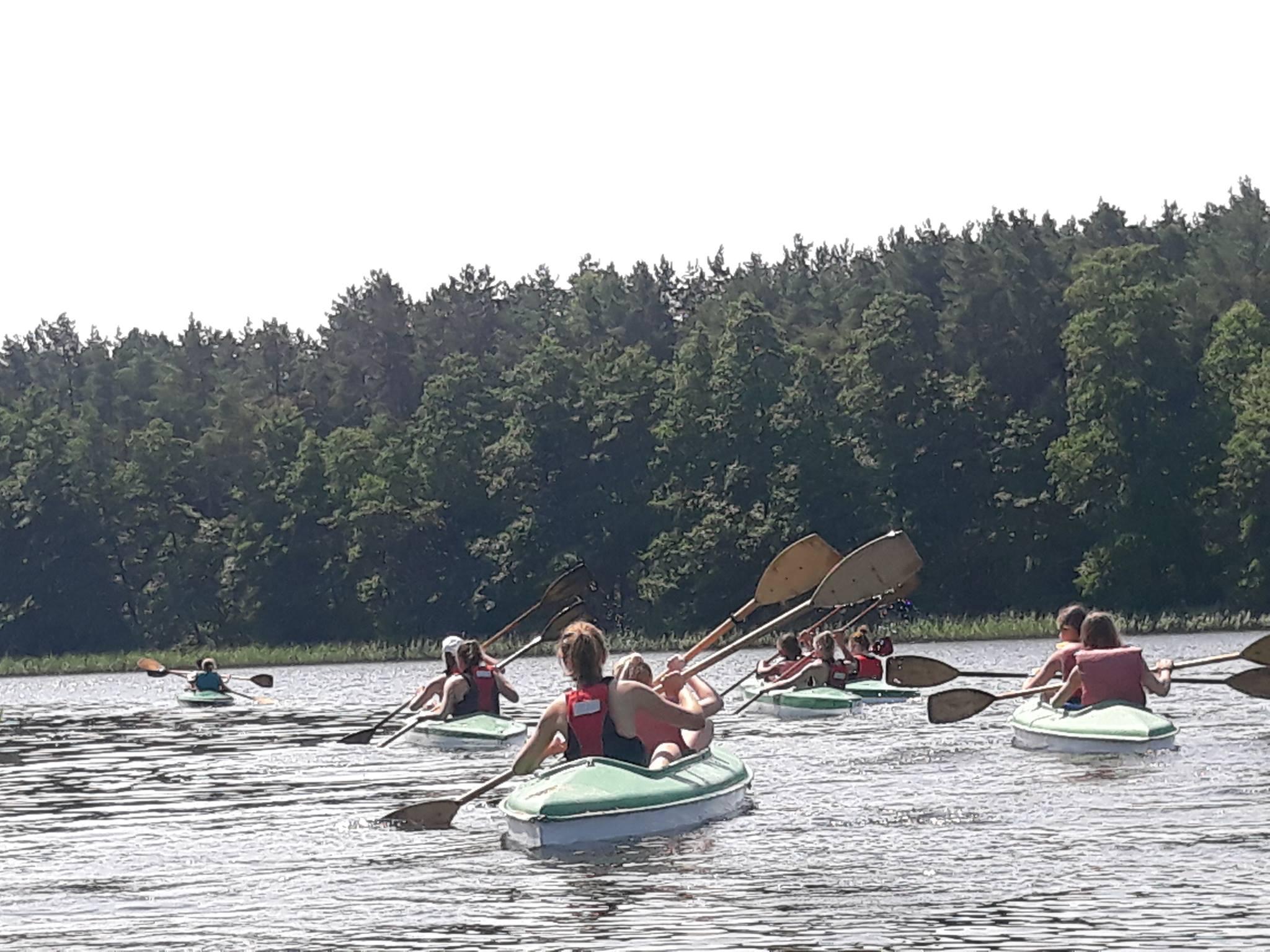 Szczegóły wyjazdów na obozy letnie do Wydmin i Ostrowa do pobrania!!!