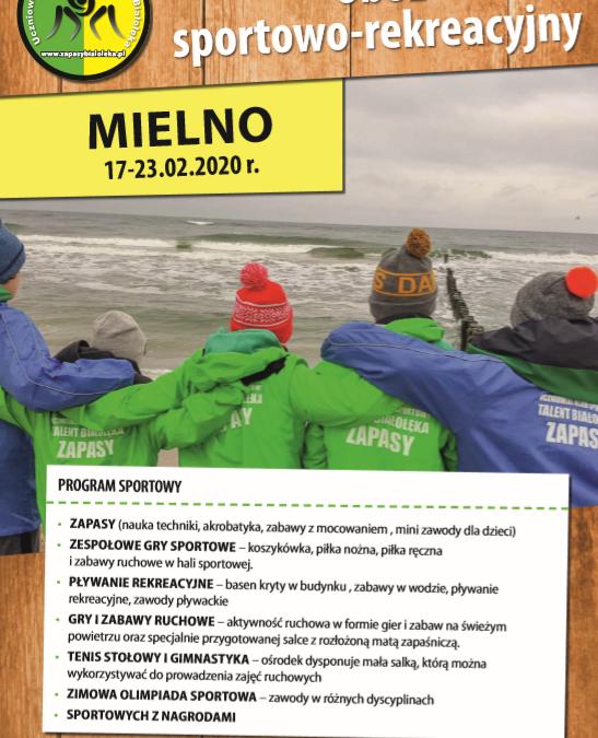 Zima z zapasami w Mielnie!!!